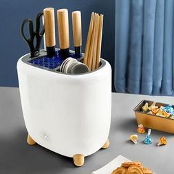 Égouttoir Vaisselle et ustensiles de cuisine à UV stérili