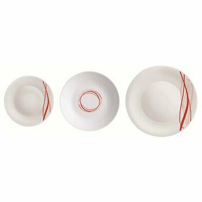set vaisselle table sv 18 pz tavola