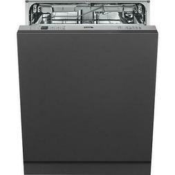 SMEG STP364S Lave-Vaisselle Semi-Profi 60cm Classe A